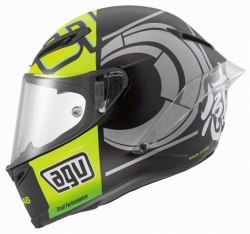 AGV Corsa Rossi Winter Test 2012