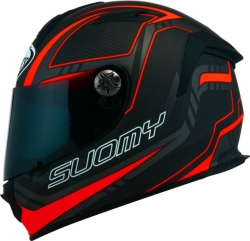 Helma Suomy SR-Sport Carbon Matt Red